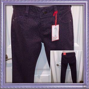 ELLE super skinny jeans NWT